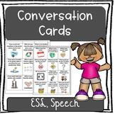 ESL Conversation Cards