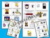 ESL Conversation Cards-Entertainment