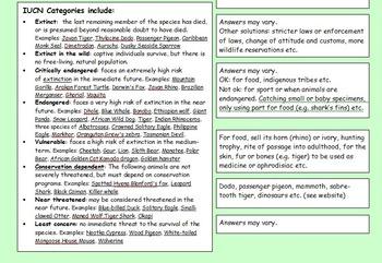 ESL Conversation Corner (1) - Animals in Danger - EFL worksheet