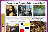 ESL Conversation Corner Bundle - 20 EFL conversation lessons (NO PREP)