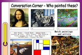 ESL Conversation Corner Bundle - 20 EFL conversation lesso