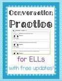 ESL Conversation Practice - NO PREP - Free updates with ne