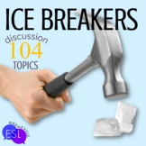 ESL Ice Breakers