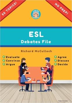 ESL Debates File