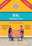 ESL Debates File