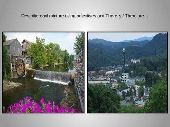 English: Describing Places