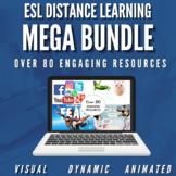 ESL Distance Learning - Mega Bundle for Busy Teachers