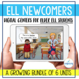 ESL Distance Learning for ELL Newcomers| ESL Google Classr