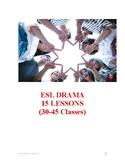 ESL Drama Lessons 1-15