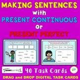 ESL / EAL / ELL/ EFL  Making Sentences with Boom Distance