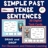 ESL / EAL / ELL / ELD / EFL  Simple Past Tense Sentences