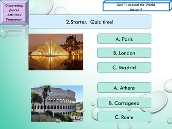 ESL EAL  introduction, hobbies and activities