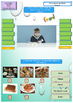 ESL EAL introduction food, likes-opinions Unit 1 lesson 3 booklet beginners