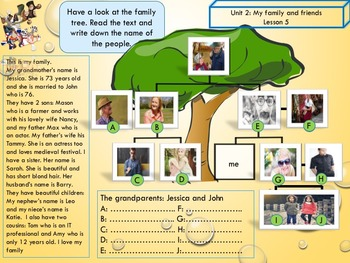 ESL/EAL Grammar full lesson PPT and activity booklet Unit 2 lesson 5