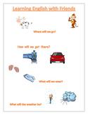 ESL/EFL Communicative English Language Program-Beginner 2
