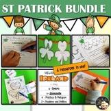 St Patrick Activities Bundle