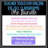 ESL/ELL VIPKID Teacher Tools- The Bundle