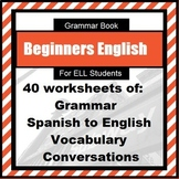ESL/ ELL Worksheets