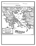 ESL ENL Ancient Greece Worksheet Packet
