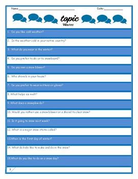 ESL ENL Current Conversation Workbook