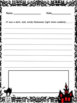 ESL/ENL Halloween Vocabulary Activities