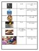 ESL ENL Memorial Day Vocabulary Worksheet