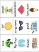 ESL/ENL Summer Vocabulary Activities
