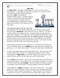 ESL ENL Superbowl Worksheet