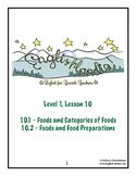 ESL, ESOL, EFL for Spanish Speakers Lesson 10 (Categories