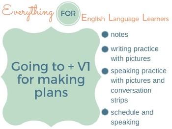 ESL Elementary: Going To