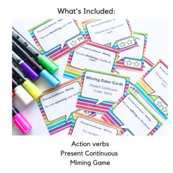 ESL Games Bundle Elementary Grammar and Vocabulary Building Activities