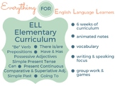 ESL Beginner/ Elementary Level Curriculum