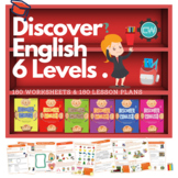 ESL Elementary / Primary English Course - Beginners