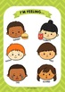 ESL Emotions and feelings vocabulary posters for years 1 & 2
