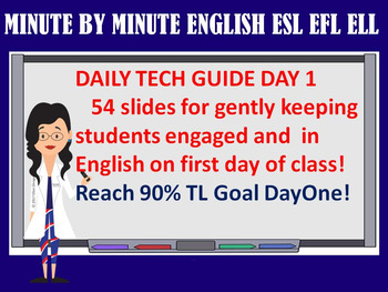 ESL FIRST DAY FREE DOWNLOAD  (English as a Second Language)