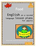 ESL: FOOD
