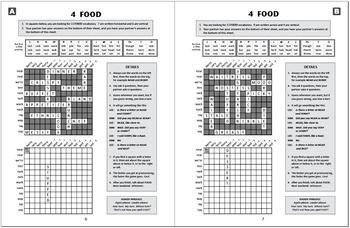 ESL FOOD Pronunciation Practice