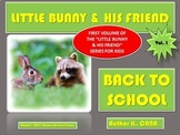 ESL for Kids Little Bunny and His Friend