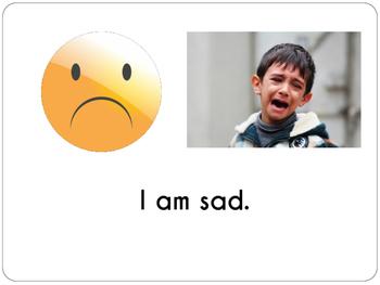 ESL Feelings and Emotions