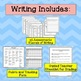 ESL Fifth Grade Progress Monitoring, BUNDLE (Writing, Listening, Speaking)
