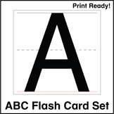 ESL Flash Cards-ABCs 2