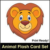 ESL Flash Cards-Animals