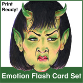 ESL Flash Cards-Emotions 1