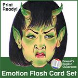 Emotion Flash Cards 1