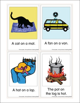 ESL Flash Cards-Phonics & Spelling, Book 2