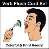 ESL Flash Cards-Verbs 2