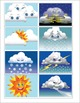 Weather Flash Cards