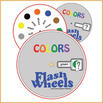 ESL Flash Wheels - Colors