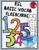 ESL Flashcards - Numbers