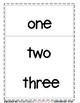 ESL Flashcards - Numbers